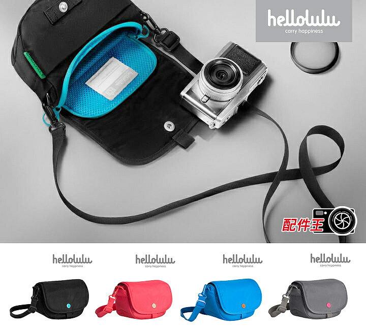 ∥配件王∥ HELLOLULU 單眼相機包 小型 紫 550D 600D 650D G3 GF5 D3100 D3200 D5100 a57 a77 NEX