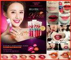 Super Deal Rakuten Belanja Online - (86rb isi 5) Monomola Lip Tatoo All Color
