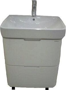 大台北宅急修 里昂防水陶瓷浴櫃組 61CM『貨到付款免運費搬上樓』