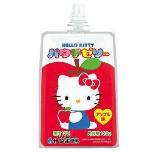 Hello Kitty 凱蒂貓蘋果果凍飲  120g 果汁含量10%