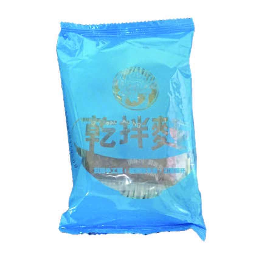 【鬼椒拌麵】香蔥鮪魚拌麵(一袋4入) 1