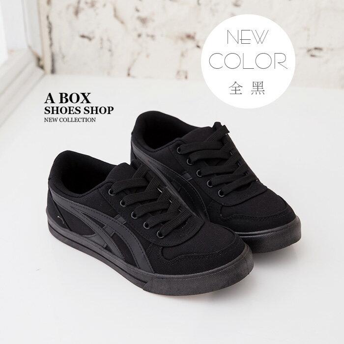 格子舖*【AJ1555】台灣製經典男款布面休閒鞋 滑板鞋 帆布鞋 情侶鞋 5色現貨 1