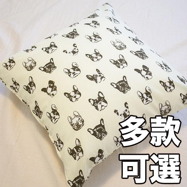 北歐風系列  方抱枕  45X45CM  多款可選 台灣製 0