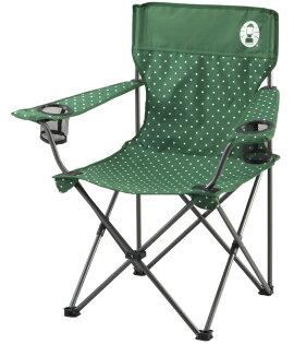 ├登山樂┤美國 Coleman 圓點度假休閒椅-綠、紅 #CM-6996、CM-6998