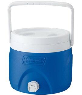├登山樂┤美國 Coleman 7.6L 置物型冰桶/藍 # CM-1363J