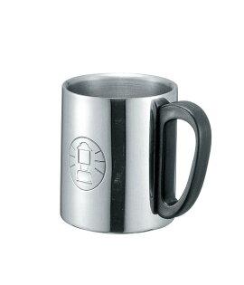 ├登山樂┤美國 Coleman 300 ml 不鏽鋼保溫杯 黑柄 # CM-9484J