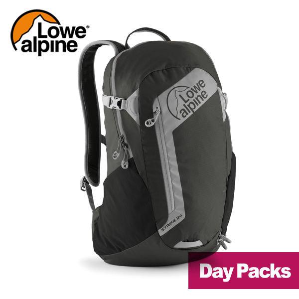 ├登山樂┤美國 Lowe alpine DayPacks Strike 多功能背包 24L黑 # FDP2524A