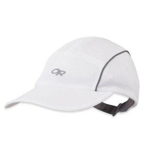 ├登山樂┤美國 Outdoor Research 輕量防水棒球帽 ONRUSH CAP (002)白、藍 # 80623