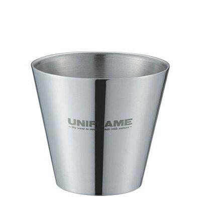 ├登山樂┤日本 UNIFLAME SUS400 雙層鋼杯 270ml # U666272