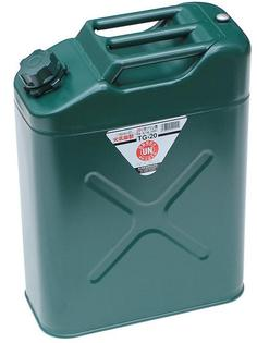 ├登山樂┤日本 YAZAWA 軍規級儲油桶20L # TG-20