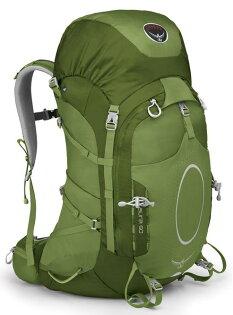 ├登山樂┤ 美國 Osprey Aura 50/光環系列 Pinon Green #024250-769