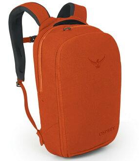 ├登山樂┤ 美國 Osprey CYBER PORT 18-橘 背包 #Canyon Orange
