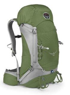 ├登山樂┤ 美國 Osprey Kestrel 38 背包S/M #Conifer Green