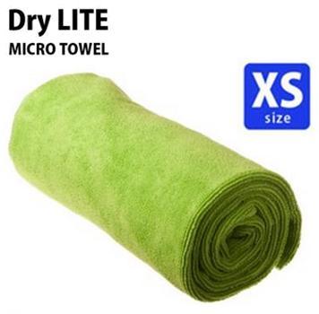 ├登山樂┤澳洲 Sea To Summit 抗菌快乾毛巾 XS 灰綠 DryLite™ Towel # ADRYAXS