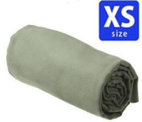 ├登山樂┤澳洲 Sea To Summit 舒適快乾毛巾 XS 灰綠 Tek Towel # ATTTEKXS