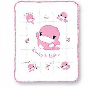 『121婦嬰用品館』KUKU 多功能抱被 1
