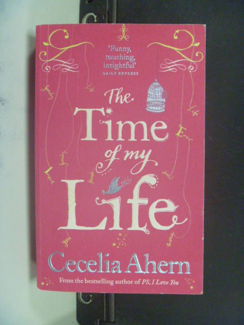 ~書寶 書T4/原文小說_JGA~The time of my life_Cecelia