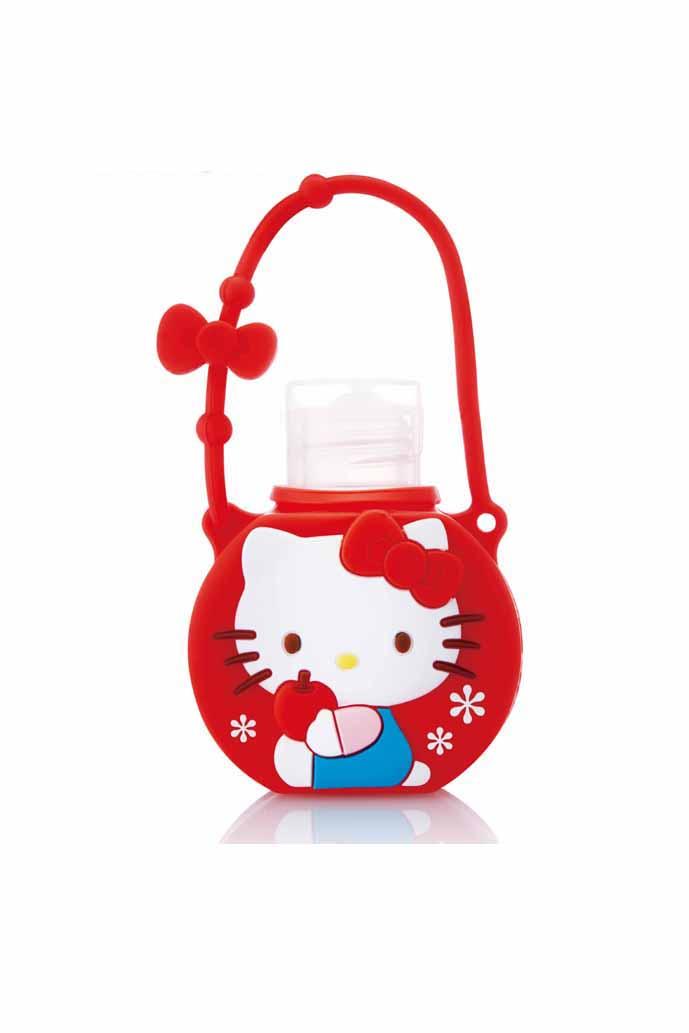 【三麗鷗】立體凱蒂貓 Hello Kitty 乾洗手凝露-香水邂逅香味 30ml - 限時優惠好康折扣