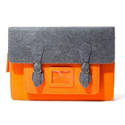 Urban Country Large Satchel Tablet Bag (orange) 0