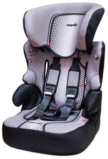 『121婦嬰用品館』納尼亞 成長型安全汽座 - 基本款 - 黑 FB00318