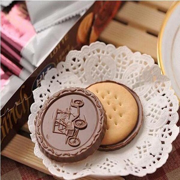 韓國LOTTE樂天Binch巧克力餅乾