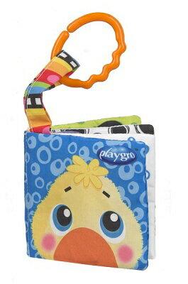 澳洲【Playgro 】寶寶寵物玩具書 0