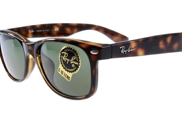 Ray Ban 雷朋 琥珀玳瑁色 RB2140 太陽眼鏡  加大&正常版 4