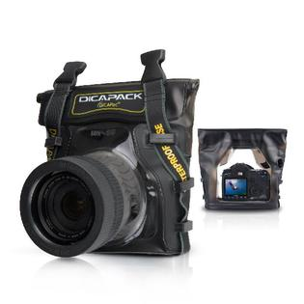 DiCAPac WP-S5 DSLR相機防水袋 潛水袋