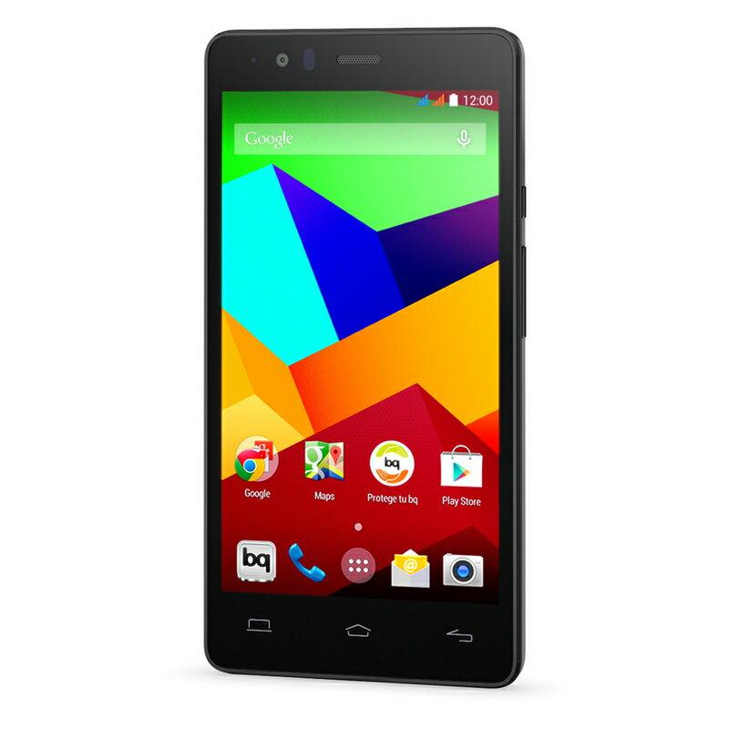BQ AQUARIS E5 4G 16GB NEGRO - SMARTPHONE LIBRE 2