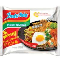 異國泡麵大賞推薦印尼Indomie 營多炒麵 營多撈麵[IN006]