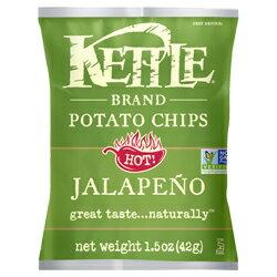 *即期促銷價*美國原裝進口 KETTLE K董 洋芋片墨西哥辣椒味[US001] - 限時優惠好康折扣