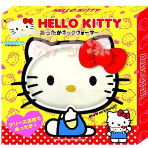 日本限定 Kitty造型圍巾 也可當帽子 (附1包零食) 可當聖誕禮物 交換禮物 - 限時優惠好康折扣
