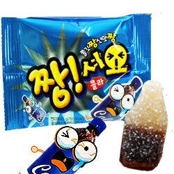 韓國Lotte樂天~可樂瓶造型軟糖 酸甜可樂味 0