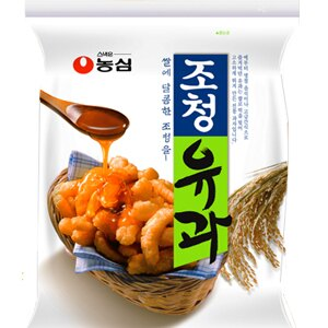 韓國農心 蜂蜜漬果 果酥脆條 [KR141] - 限時優惠好康折扣
