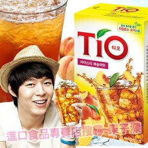 韓國TIO ICE TEA 水蜜桃茶[KR030] 0