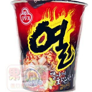 韓國不倒翁 杯麵 泡麵 辛辣湯麵[KR032] - 限時優惠好康折扣
