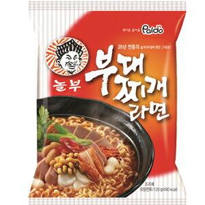 韓國八道 部隊鍋風味拉麵[KR121] - 限時優惠好康折扣