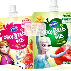 韓國Sunkist 冰雪奇緣包裝 乳酸飲料 優格飲[KR122] 0