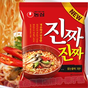 韓國 農心真的真的拉麵(單包)[KR147] - 限時優惠好康折扣