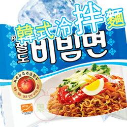 韓國八道 冷拌麵 夏日涼麵 泡麵(單包)[KR090] - 限時優惠好康折扣
