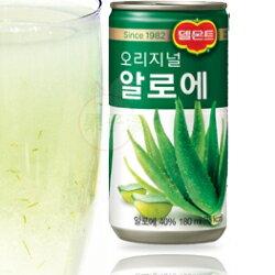 韓國樂天 蘆薈果汁 含蘆薈果肉顆粒 0