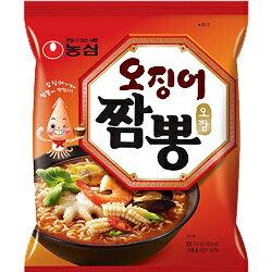 韓國 農心魷魚風味炒碼麵 泡麵(單包) [KR097] 0