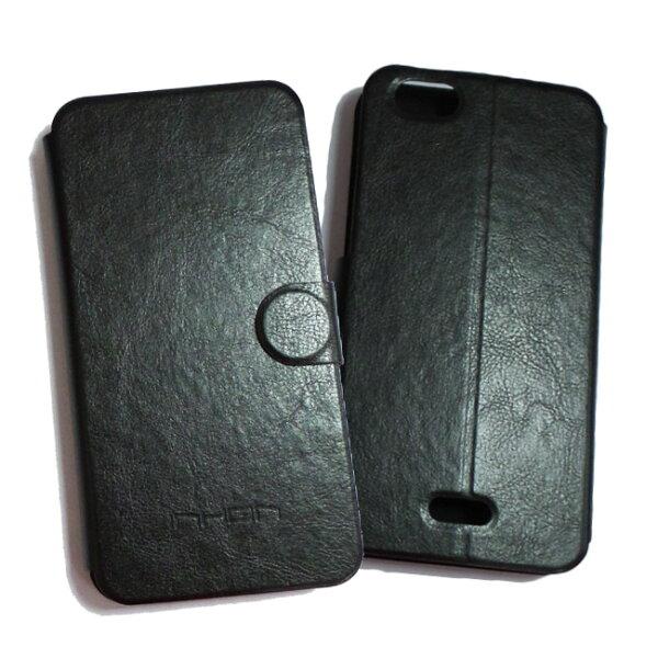 Inhon應宏L55 5.5吋LTE全頻四核心智慧---精美專用皮套(公司貨)◆再送原廠背蓋1組