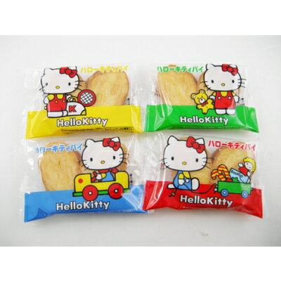 有樂町進口食品 日本進口 三立Hello Kitty 千層派 7入 4901830121902 - 限時優惠好康折扣