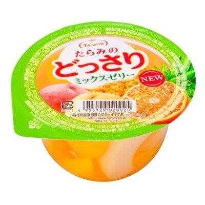 Tarami達樂美杯子果凍-綜合水果  (250g)