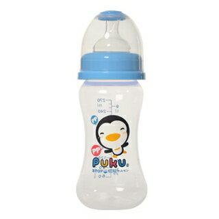『121婦嬰用品館』PUKU 寬口PP奶瓶 - 藍270ml 0