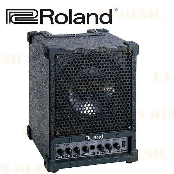 【非凡樂器】『樂蘭ROLAND監聽音箱 CUBE MONITOR 30瓦CM-30(CM30)』多功能音箱/原廠公司貨