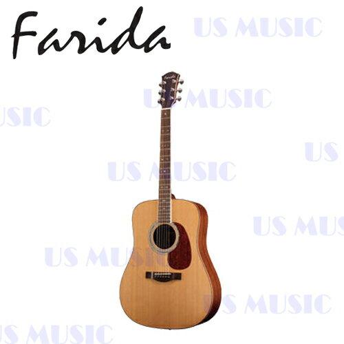 【非凡樂器】『Farida 法利達 民謠吉他 木吉他 D51 NA』高品質木吉他(D-51 NA)