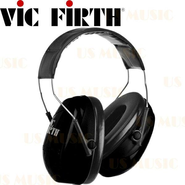 【非凡樂器】美國原裝 『Vic Firth DB22 隔音耳罩』 保護您的耳朵/黑色新包裝