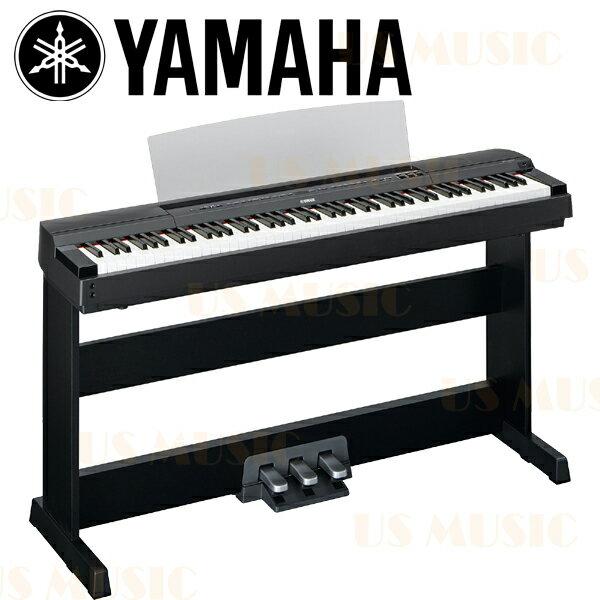 【非凡樂器】『日本原裝進口全新品』典雅黑色YAMAHA P255 (P-255) 日本製數位鋼琴/電鋼琴